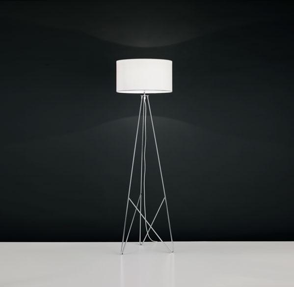 Stehlampe Dreibein CHESTER 49386