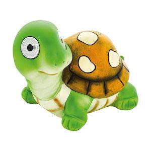 Solarleuchte dekorativ Schildkrötenmotiv 48753