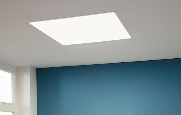 Vergleich und Test: LED Panel Leuchten für Rasterdecken