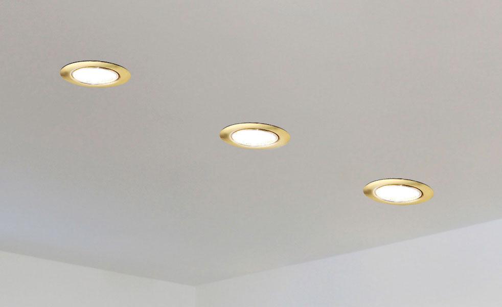 LED Einbauleuchte PENETO 94405