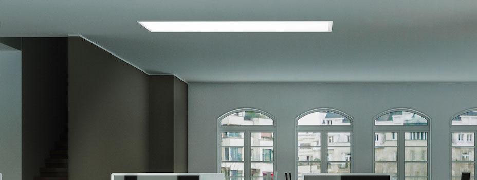 LED Panel Salobrena im Büro 96151