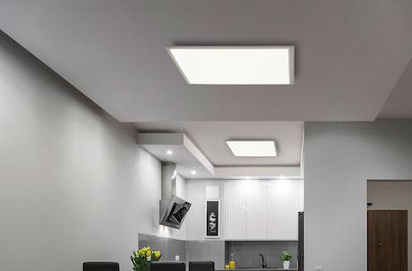 LED Aufbau-Panel Salobrena 1 im Wohnraum 96897