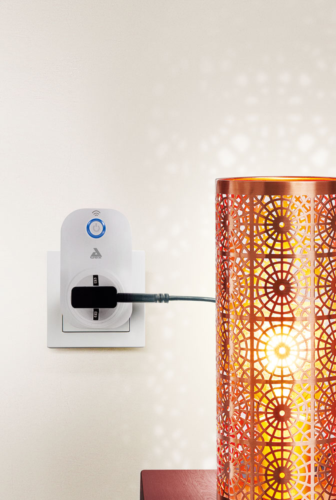 binnenverlichting Smart Lampen Connect Plug