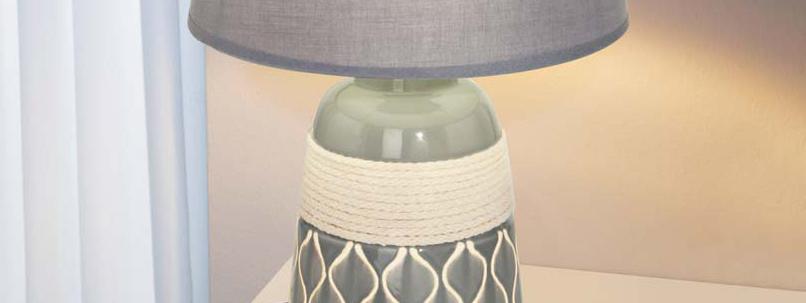 binnenverlichting tafellampen van verschillende materialen