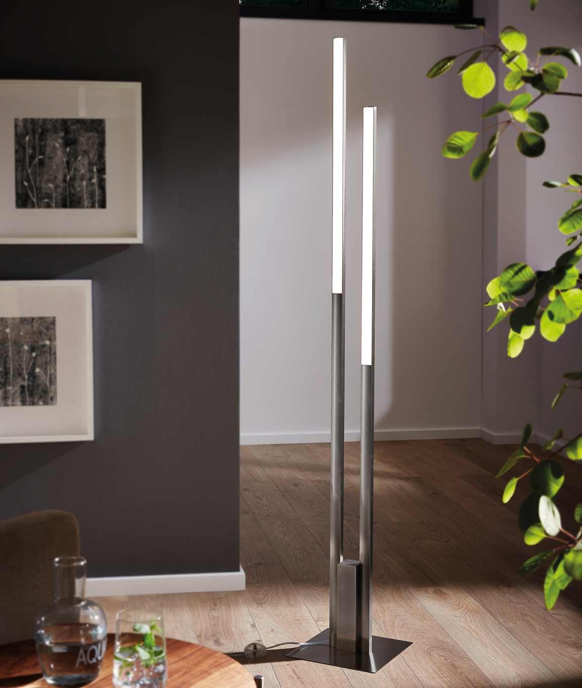 Stehlampe dimmbar FRAIOLI-C im Wohnbereich 97908