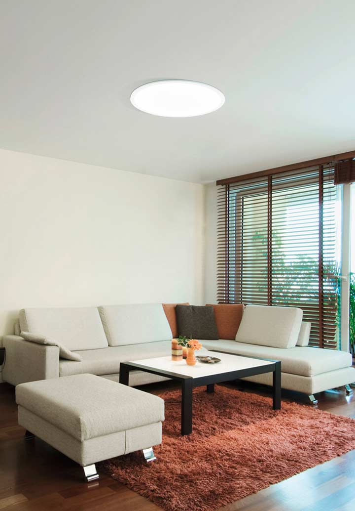innnenleuchten deckenlampe weiß minimalistisch