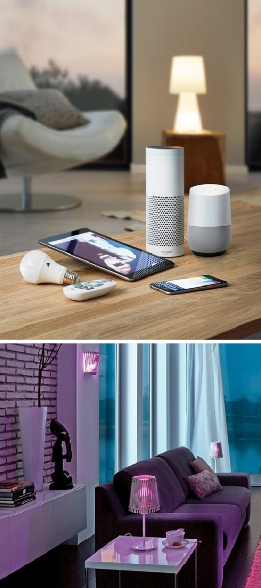 binnenverlichting Smart Home-producten van EGLO