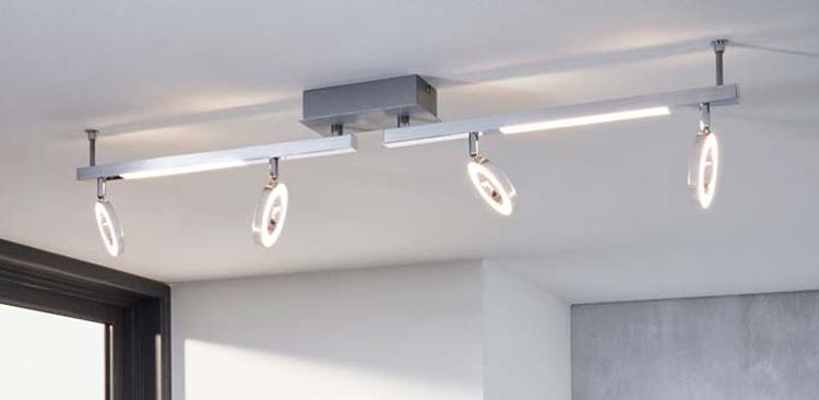 binnenverlichting spots voor indirect licht