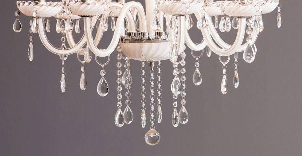 binnenverlichting kroonluchter klassiek met kristallen