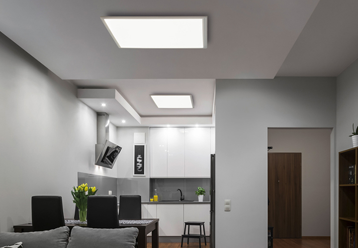 Innenleuchten LED Paneele