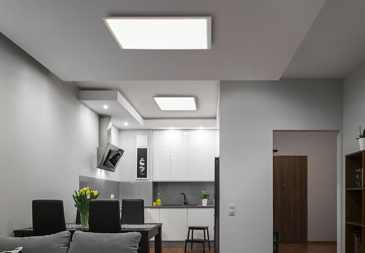 binnenverlichting LED-panelen