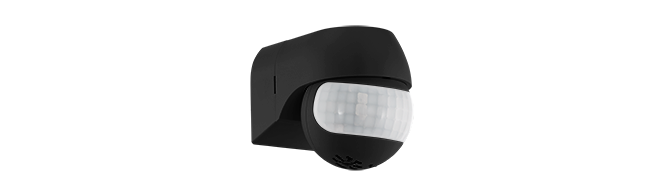 Außenleuchten Hausnummern Day & Night Sensor