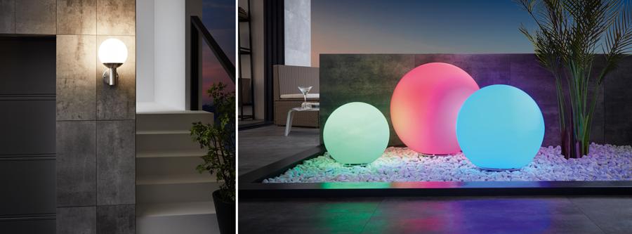 buitenverlichting smart home