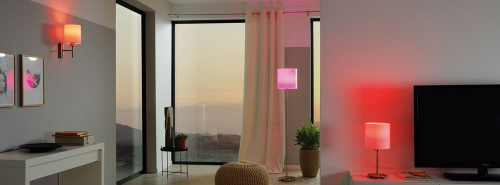 binnenverlichting Smart lampen