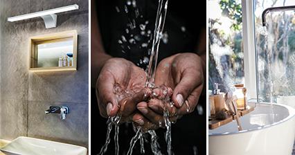 Wohnmagazin Licht-Wissen Richtige Badezimmer-Beleuchtung