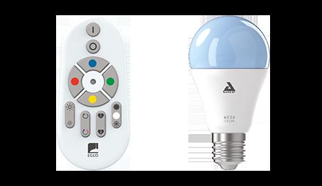 Außenleuchten Smart Home Lampe mit Fernbedienung