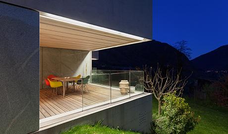 Außenleuchten Deckenleuchte außen Außenbalkon indirekte Beleuchtung