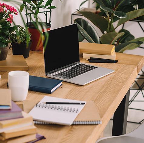 Räume Bürolampen Schreibtisch richtig beleuchtet