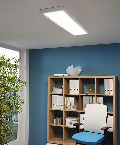 woonruimtes LED-plafondarmaturen voor uw kantoor