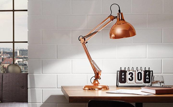Bürolampen