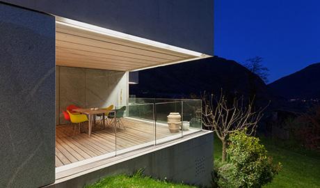 buitenverlichting plafondlampen buiten balkon indirecte verlichting