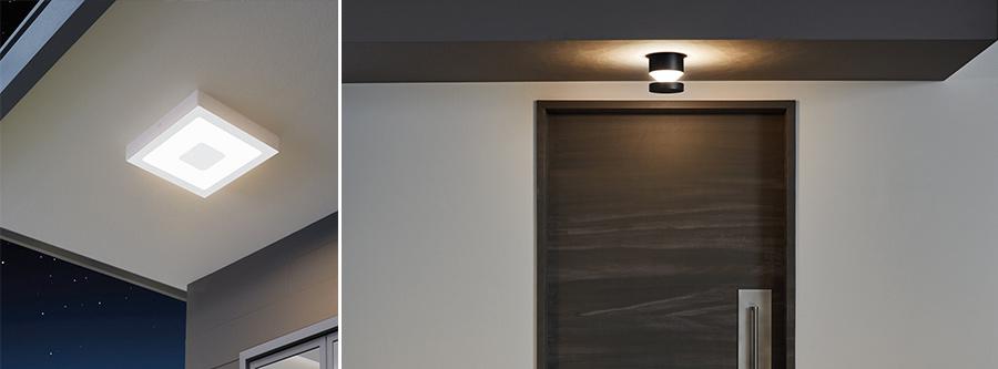 buitenverlichting plafondverlichting buiten