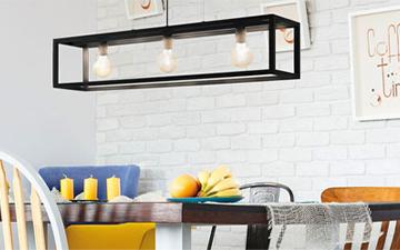Wohnmagazin Die richtige Esstisch-Beleuchtung
