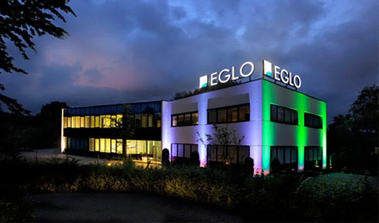 EGLO Edifício da empresa em Arnsberg, Alemanha