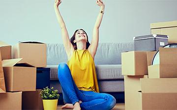 Wohnmagazin Erste eigene Wohnung einrichten