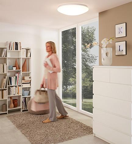 Räume Flurlampen Flurlampe mit Bewegungsmelder