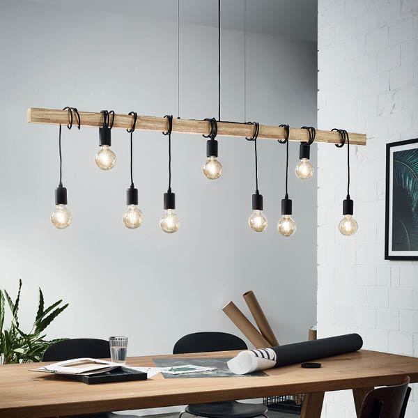 wer installiert lampen in amerang