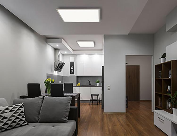 woonruimtes keukenlampen functioneel licht