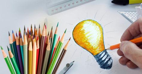 Wohnmagazin Lampenarten Entstehung einer Lampe