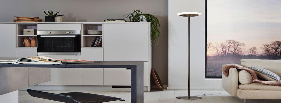 LED Deckenfluter FRATTINA-C in Wohnraum 97814
