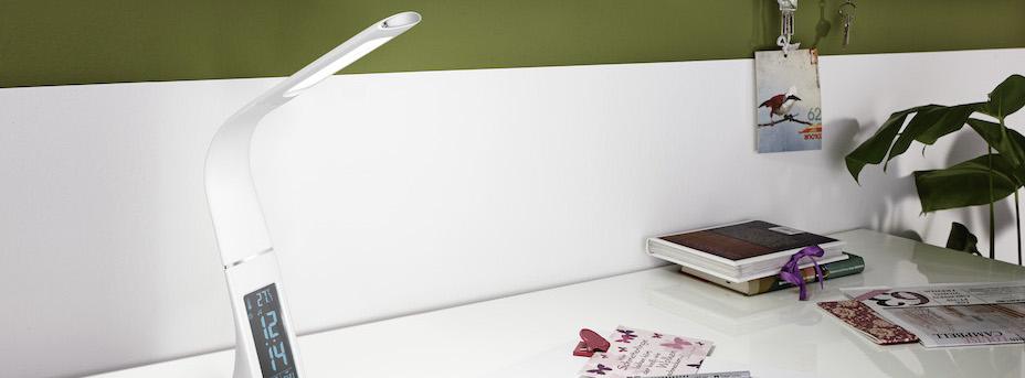 LED Tischlampe COGNOLI im Büro 97915