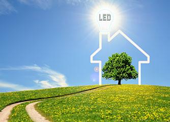 LED energiebesparing