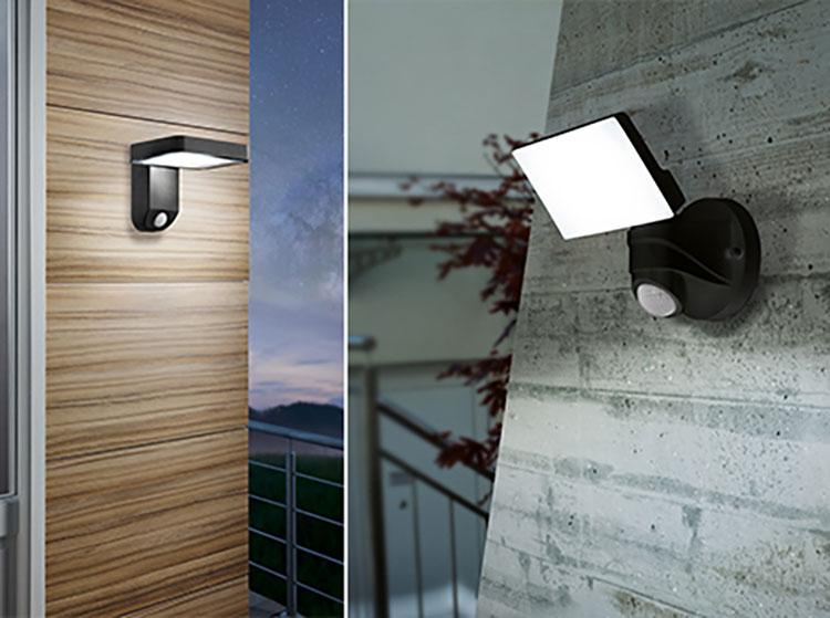 Außenleuchten LED Außenlampen mit Schutzart