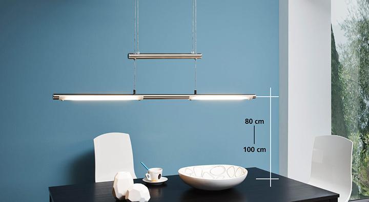 Tipps Esstischbeleuchtung Wohnmagazin Eglo