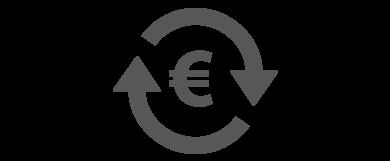 pictogram voor buitenverlichting voor bewegingsmelders bespaart energie