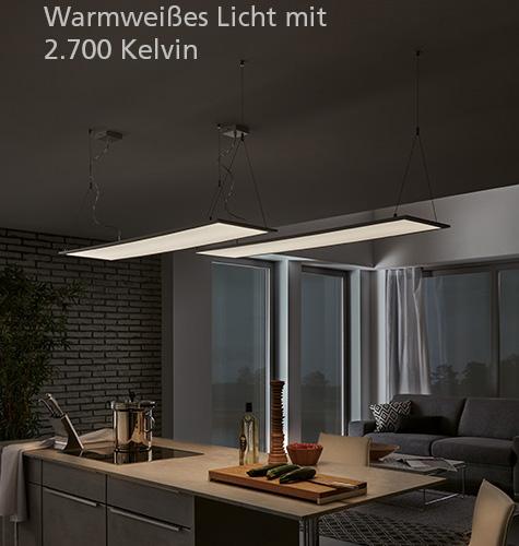 Warmweißes Licht mit 2700 K, SALOBRENA