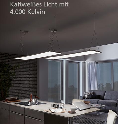 Kaltweißes Licht mit 4000 K, SALOBRENA