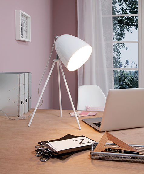 woonruimtes bureaulampen voor uw kantoor