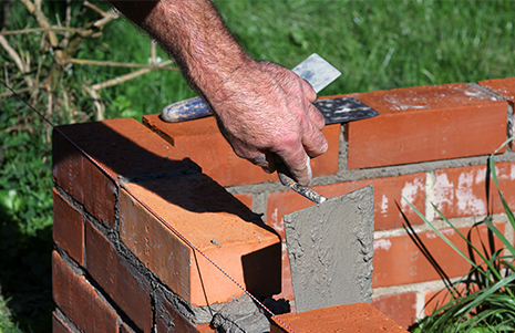 Außenleuchten Sockelleuchten Mauerbau richtig planen