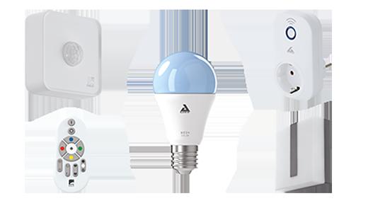 buitenverlichting smart home met Amazon echo en google home
