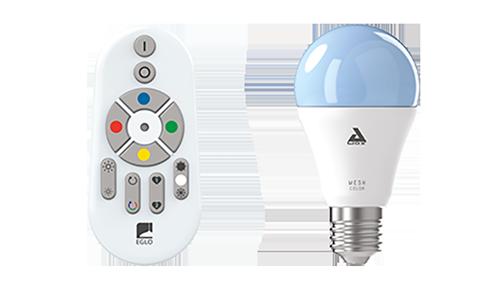 smart Home-lamp voor buitenverlichting met afstandsbediening