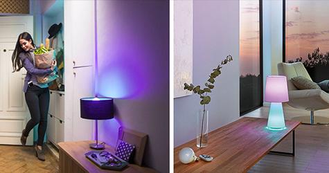 Wohnmagazin Smart Light Dimmer & mehr