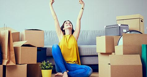 Erste eigene Wohnung einrichten