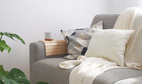 Räume Wohnzimmer Wohnzimmerbeleuchtung sorgt für eine angenehme Atmosphäre