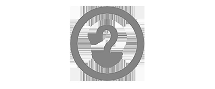 buitenverlichting oprit verlichting pictogram met vraagteken
