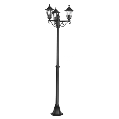 Outdoor lighting main collections products eglo for Exterior lamp png